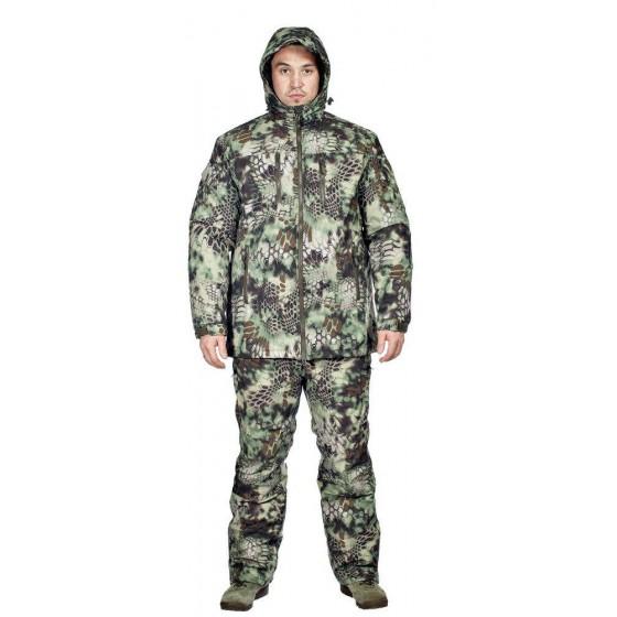 Костюм всесезонный МПА-38 (ткань курточная-мембрана) питон лес