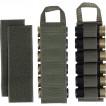 Подсумок-патронташ для 12 патронов 12 калибра multipat (multicam)