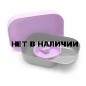 Портативный набор посуды CAMP-A-BOX® BASIC LILAC, W30266