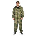 Костюм ТУРИСТ 1 куртка/брюки цвет:, камуфляж Атака, ткань : СОРОЧЕЧНАЯ