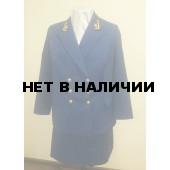 Жакет ГСЮ Прокуратура синий индивидуальный пошив