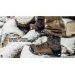 Зимние штурмовые ботинки РОСОМАХА нубук-прималофт 24055