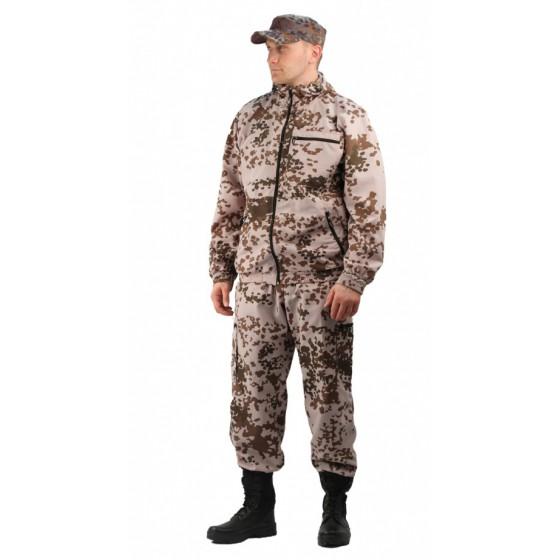 Костюм мужской Турист 1 летний, ткань Тиси сорочечная-облегченная, камуфляж Тропик