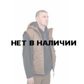 """Жилет утепленный цвет """"CAMEL"""", 100% полиэстер (Кошачий глаз)"""