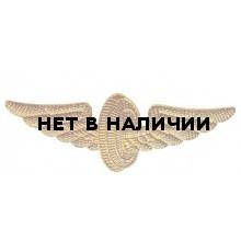 Нагрудный знак Знак МПС металл