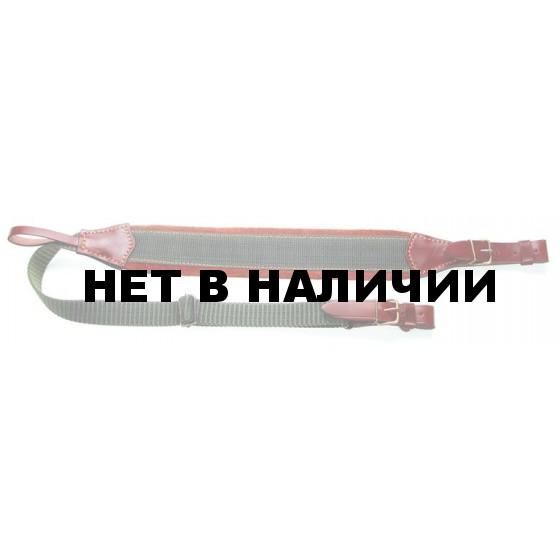 Ремень для ружья комбинированный регулирующий (Р-12)
