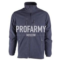 Куртка (флис) HUSKY MPF-64 ( иссиня-черный)