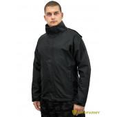 Куртка ветровка ATLAS XPMr-16 черная