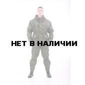 Костюм Горка-3 рип-стоп цифра с накладками олива