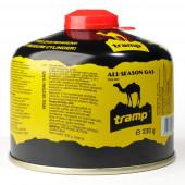 Резьбовой газовый баллон 230г (Tramp) TRG-003