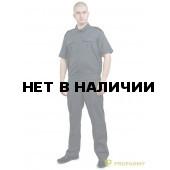 Костюм Лето с коротким рукавом RipStop-170 черный