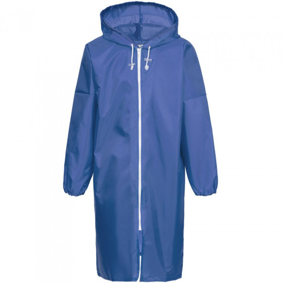 Дождевик Rainman Zip, ярко-синий