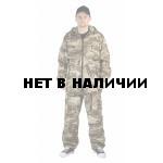 Костюм ТУРИСТ 2 куртка/брюки цвет:, камуфляж Бежевая Кукла, ткань : Твил Пич