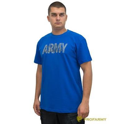 Футболка Army Honour Guard синяя