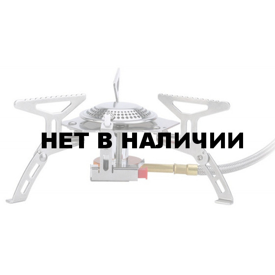 Горелка газовая FMS-105 пьезо, со шлангом 3 кВт 1002105