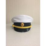 Фуражка ВМФ летняя офисная белая