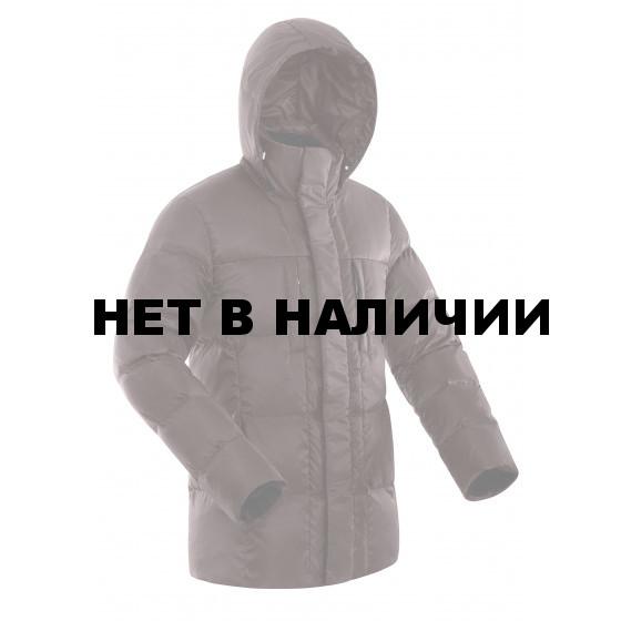 Куртка пуховая мужская BASK ARKTUR темный бордо