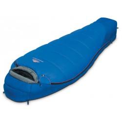 Мешок спальный MOUNTAIN Scout синий, правый