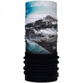 123699.707.10.00 Бандана Buff Mountain Collection Polar Mount Everest Blue (US:one size)
