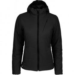 Куртка женская Barrier Primaloft черная