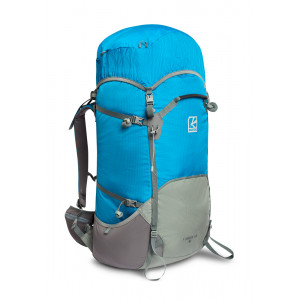 Туристического рюкзак LIGHT 75 V2 голубой