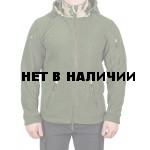 Куртка МПА-63 (флис зеленый, мембрана мох)