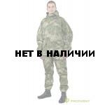 Костюм Горка-3 флис на молнии мох