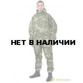 Костюм Горка-3 флисовая на молнии мох