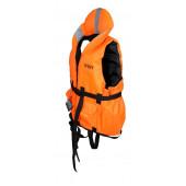 Жилет спасательный Ifrit-130, цвет оранжевый, ткань Оксфорд 240D,