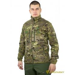 Куртка HUSKY-2 PF флисовая мультикам