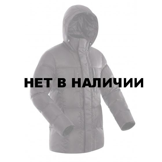 Куртка пуховая мужская BASK ARKTUR темно-серая
