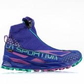 Кроссовки CROSSOVER 2.0 GTX Woman Iris Blue/Purple, 26U611500