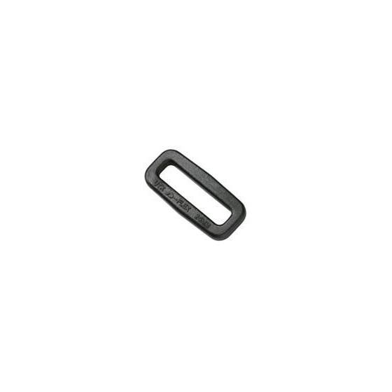 Пряжка однощелевая 25 мм 1-05358 оливковый Duraflex