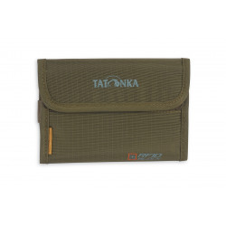 Кошелек MONEY BOX RFID olive, 2969.331