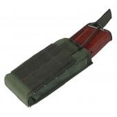 18497020 Подсумок модульный для магазина АК №1 (molle) олива 3597