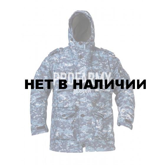 Куртка Смок (цифра МВД) твил