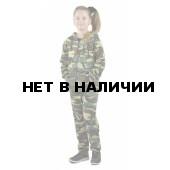 """Костюм детский трикотажный """"ТИгР"""", камуфляж 100%х/б"""