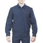 Куртка УИС,, ткань Габардин серо-синий