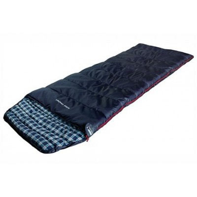 Мешок спальный Scout Comfort тёмно-синий, правая молния, 21202