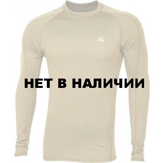 Термобелье футболка L/S Active Polartec Thermal Grid light coyote