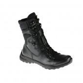 Ботинки с высоким берцем зимние Bafokeng 760/3 натуральный мех (овчина)