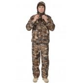4234/4235 костюм двухслойный с капюшоном Заря мембрана