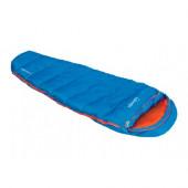 Мешок спальный Comox синий, 70х170см, кокон, 23047