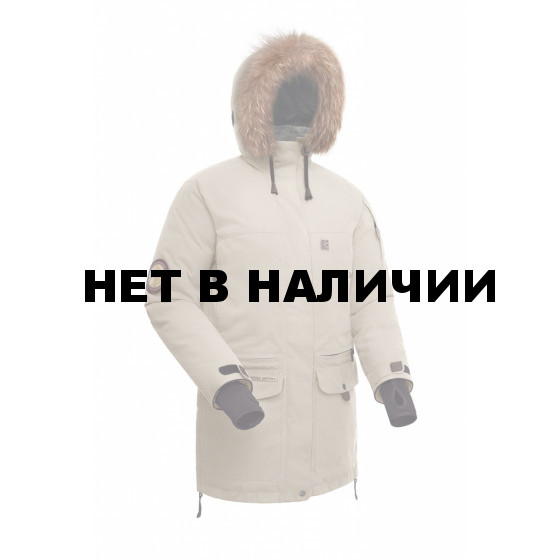 Куртка женская BASK ONEGA HARD бежевая