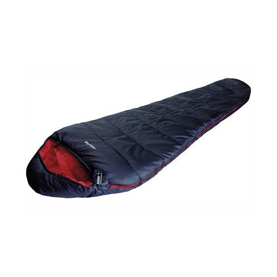 Мешок спальный Redwood тёмно-синий/красный, 23077
