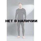 Комплект мужского термобелья Guahoo: рубашка + кальсоны (21-0610 S/BK / 21-0610 P/ВК)