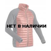 Куртка пуховая BASK CHAMONIX LIGHT HYBRID UJ красная