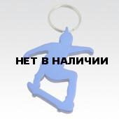 Брелок Открывалка-Скейтбордист (упак=10 шт), 3494