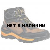 Ботинки тактические PRABOS PHANTOM MID GTX brown