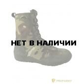 Ботинки с высокими берцами КОБРА Бутекс Б-12222 штурмовые городского типа MULTICAM